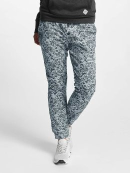 Sublevel Sweat Pant Allover Printed gray