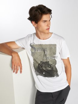 Sublevel T-Shirt Survival white