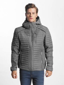Sublevel Winter Jacket Quilt gray