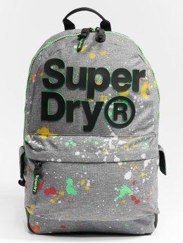 Superdry Backpack 2 Tone Splatter Montana gray