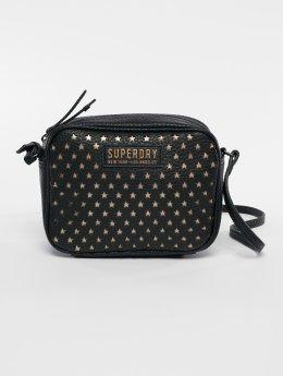 Superdry Bag Delwen Star Perf Cross black