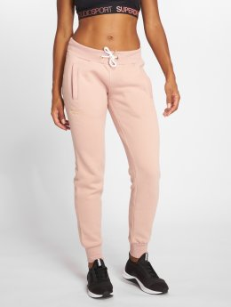 Superdry Sweat Pant Orange Label Elite rose