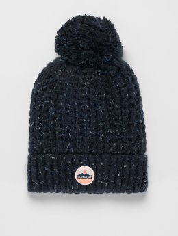 Superdry Winter Hat Clarrie blue