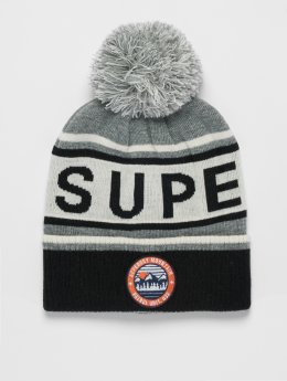 Superdry Winter Hat Oslo Racer gray