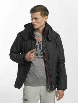 Superdry Winter Jacket Technical Pop gray