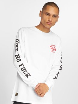 The Dudes Longsleeve Give & Take white