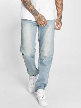 Thug Life Carrot Fit Jeans B . Denim blue