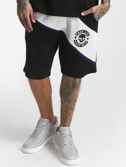 Thug Life Lion Shorts Navy