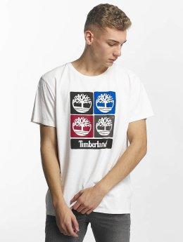 Timberland 90'S Logo T-Shirt White