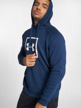 Under Armour Hoodie Rival Fleece Logo blue