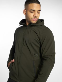 Under Armour Lightweight Jacket Ua Stormcyclone green