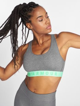 Under Armour Sports Bra Favorite Cotton Everyday gray
