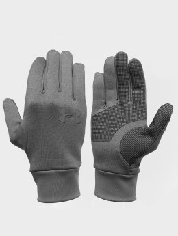 Under Armour Sports Gloves Men's Armour Liner 20 gray