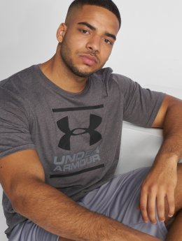 Under Armour T-Shirt 1326849 gray