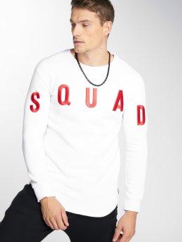 Uniplay Pullover Logo white