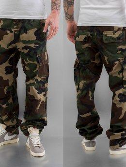 Urban Classics Cargo pants Camouflage camouflage