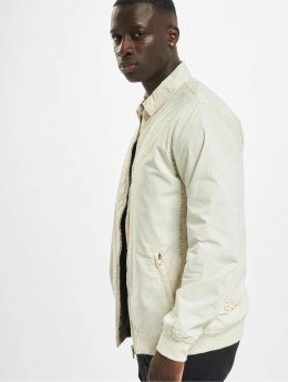 Urban Classics Lightweight Jacket Cotton Worker beige