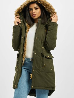 Urban Classics Winter Jacket omega olive
