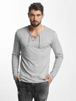 Urban Surface Longsleeve String gray