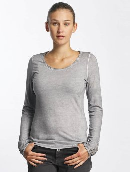 Urban Surface Longsleeve Lace  gray