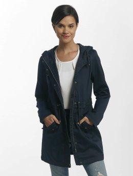 Vero Moda Coats vmSamanta Abby 3/4 blue