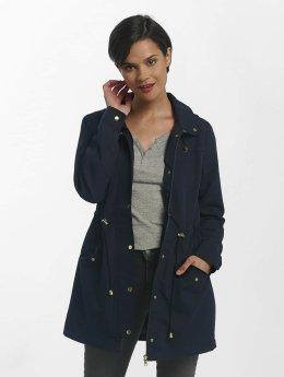 Vero Moda Coats vmPernille 3/4 blue