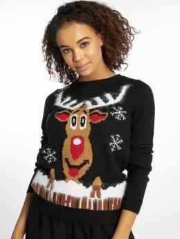 Vero Moda Pullover vmRudolph black