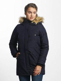 Vero Moda Winter Jacket vmExcursion Expedition 3/4 blue