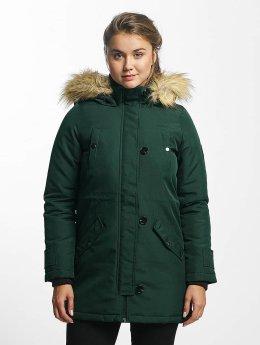 Vero Moda Winter Jacket vmExcursion Expedition 3/4 green