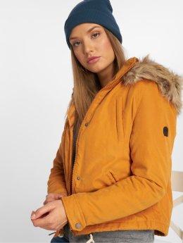 Vero Moda Winter Jacket vmLimit Brush yellow