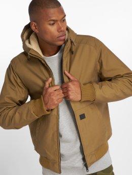Vintage Industries Winter Jacket Datton brown