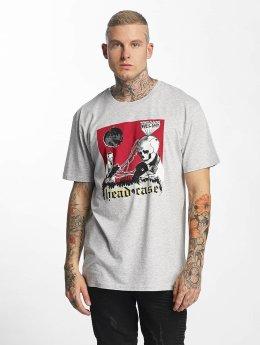 Volcom T-Shirt Head Case Basic gray