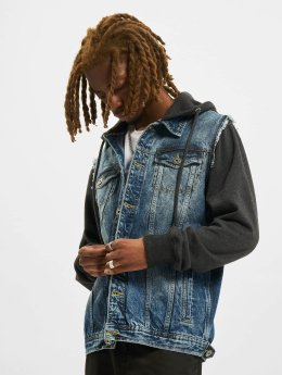 VSCT Clubwear Denim Jacket Hybrid Denim blue