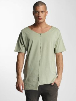 VSCT Clubwear Raw Naked T-Shirt Faded Khaki