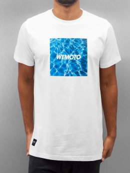 Wemoto T-Shirt Water white