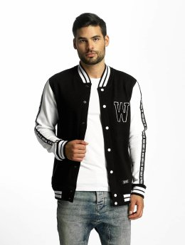Who Shot Ya? CollegeJacket Fordham Black