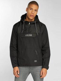 Wrung Division Lightweight Jacket Wnd black