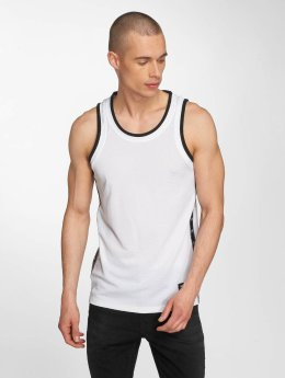 Wrung Division Tank Tops Division Ripper white