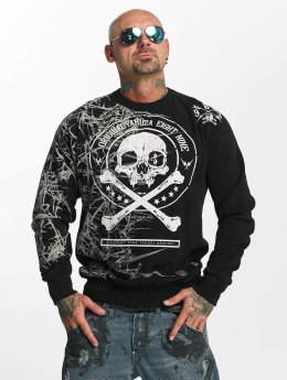 Yakuza Pullover Thorns  black