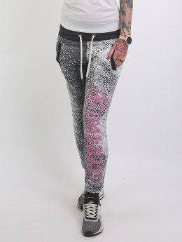 Yakuza Sweat Pant Snake black