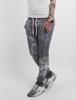 Yakuza Sweat Pant Rookie camouflage