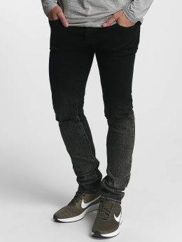 Zayne Paris Slim Fit Jeans Classic black