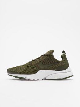 Nike Sneakers Preto Fly olive