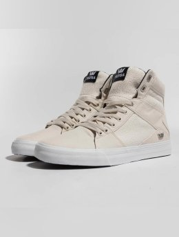 Supra Sneakers Aluminium white