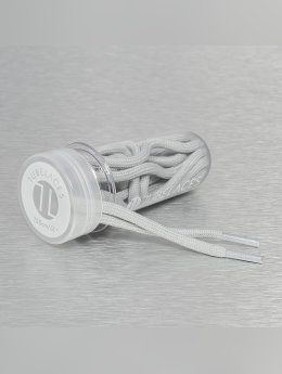 Tubelaces Shoelace Rope Solid gray