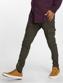2Y Cargo pants Pain khaki