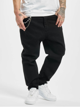 2Y Loose Fit Jeans Diego  black