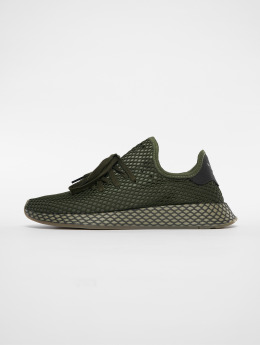 adidas originals Sneakers Deerupt Runner green