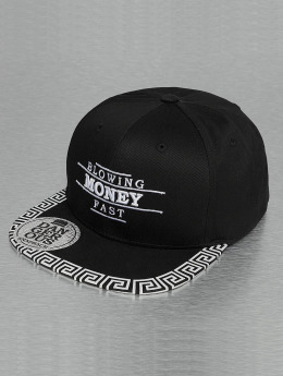 Dangerous DNGRS Blowing Money Snapback Cap Black