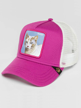 Goorin Bros. Trucker Cap Bite Back pink